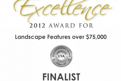 2012 LNA Award - Kibble Park - Landscape Features