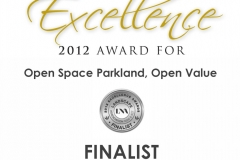 2012 LNA Award - Kibble Park - Open Parklands