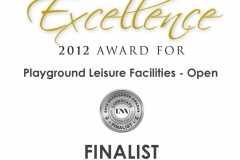 2012 LNA Award - Peninsula - Playground Leisure Facilites