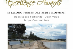 2014 LNA Award - Ettalong Foreshore - Open Space